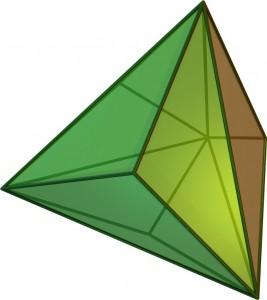Triakistetrahedron
